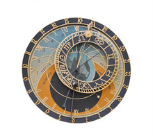 Astronomical Clock From Prague...