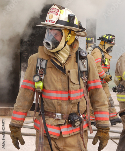 Photo Fire fighter