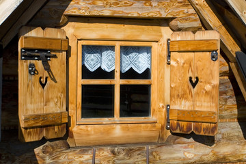 Traditional house in Zakopane