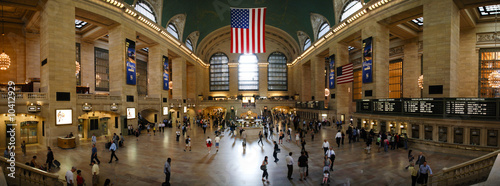 Photo panoramique Grand Central Station Canvas Print