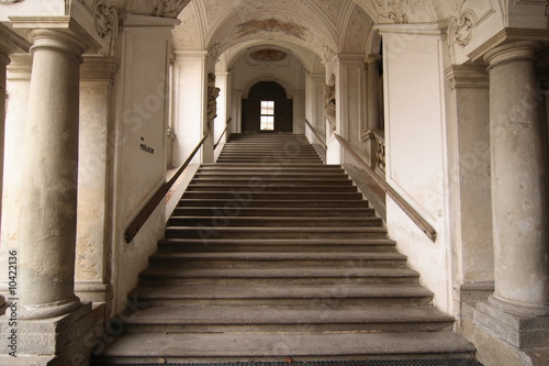 Photo Stands Stairs Baroque Staircase - Austria