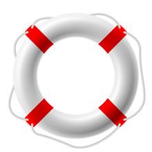 Vector Life Buoy