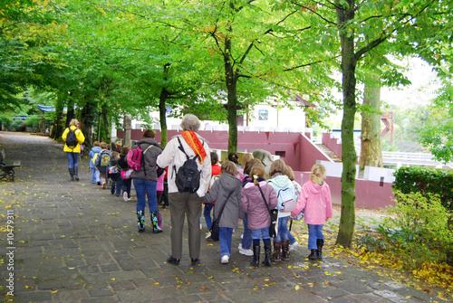 Foto Enfants en promenade