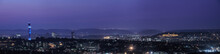 Panoramic View Of Pretoria In South Africa. HDR Type Image