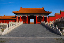 The Historical Forbidden City ...