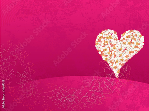 Photo Fond Saint Valentin
