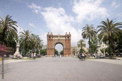 Photo arc de triomf, barcelona