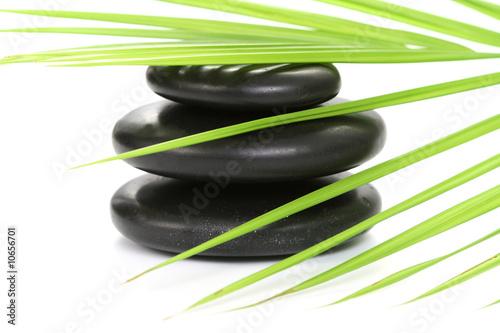 Recess Fitting Zen pebbles