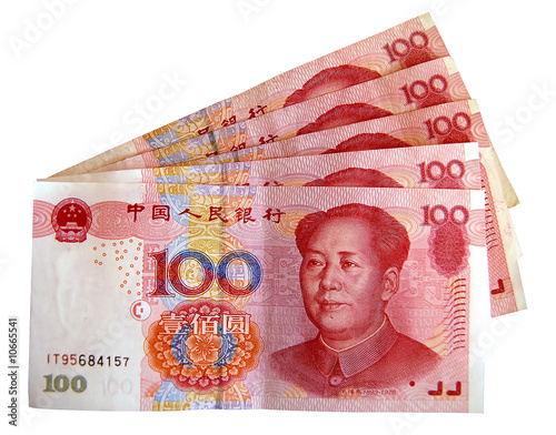 Fotografering  Chinese currency