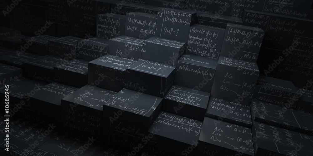 Fototapeta cube collection 21