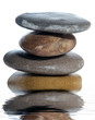 balance pebble
