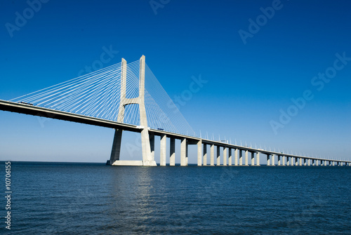 Photo  Ponte vasco da Gama