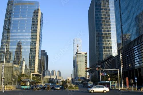 Fototapeta Shenzhen cityscape obraz na płótnie
