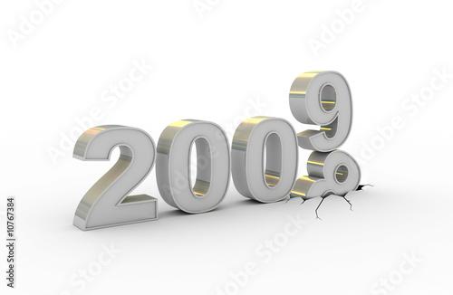 Fotografia  2009 nuovo anno