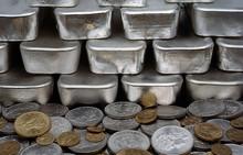 Coins & Silver Bars