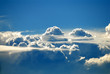 canvas print picture - himmel, wolken