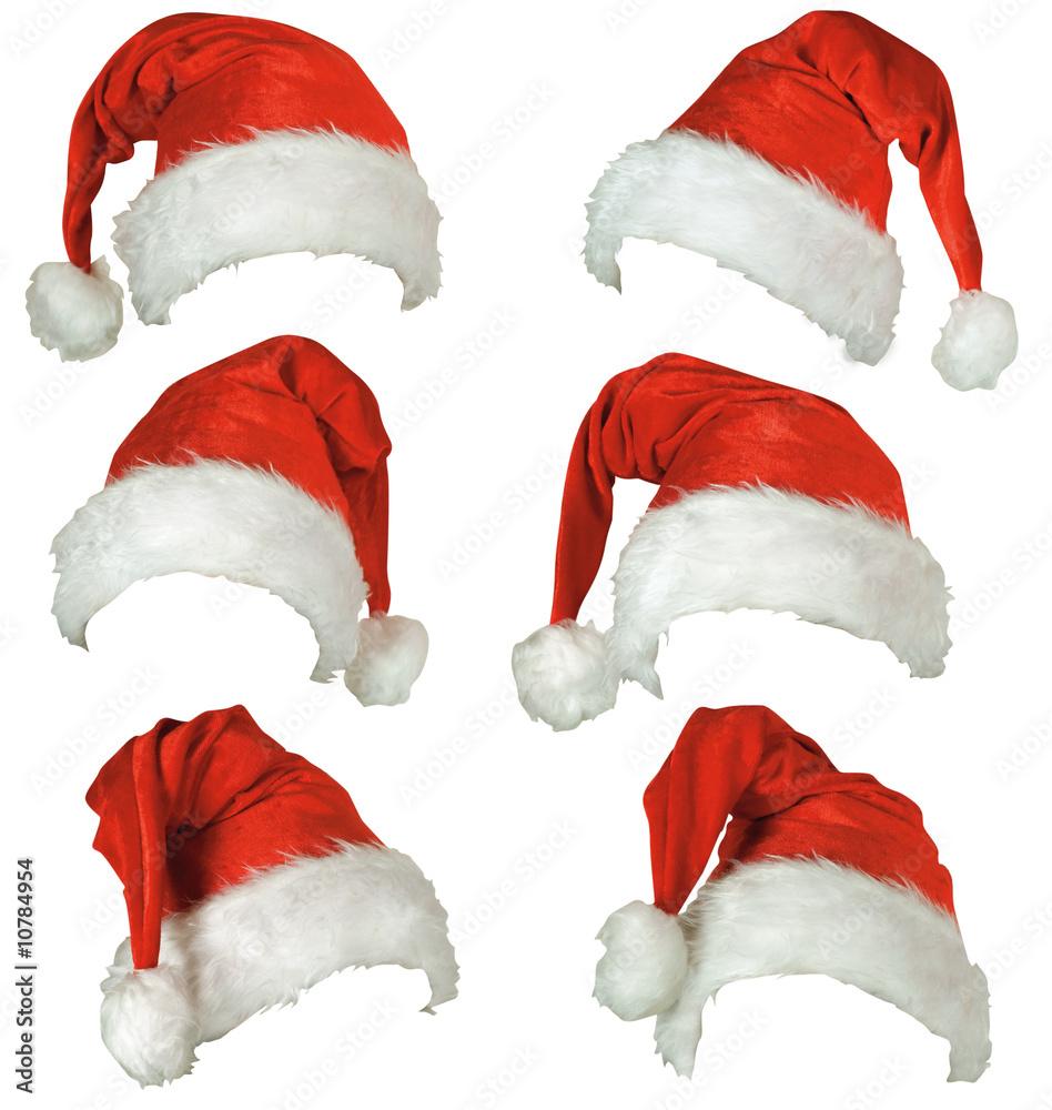 Immagini Cappello Di Babbo Natale.Fotografie Obraz Cappelli Di Babbo Natale Posters Cz