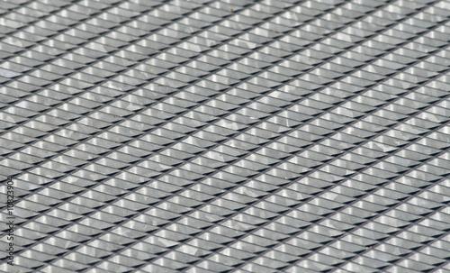 Staande foto Kunstmatig Metal structure