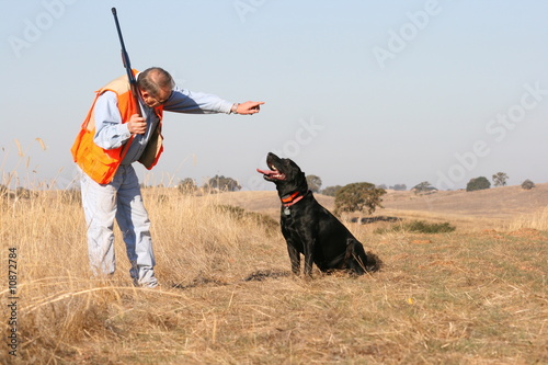 Poster Chasse Hunting Companion
