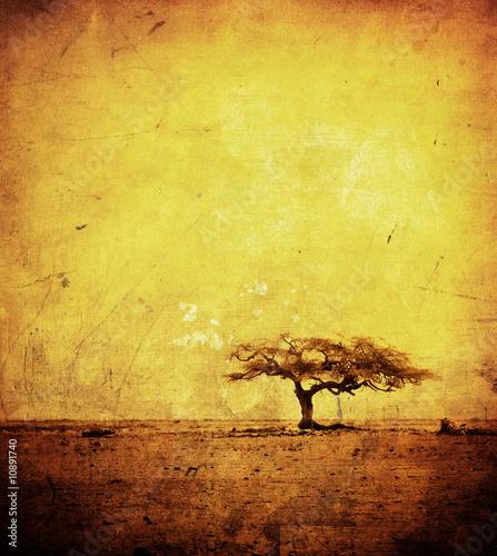 nieczysty-obraz-drzewa-na-wzor-papieru