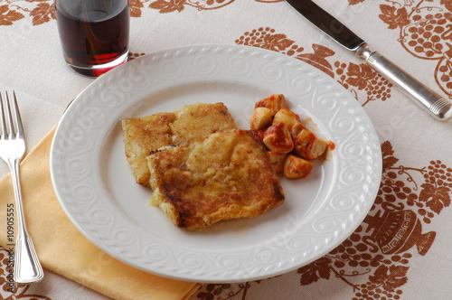 Schiz impanato - Antipasti - Cucina del Veneto – kaufen Sie ...