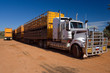 Australischer Road Train
