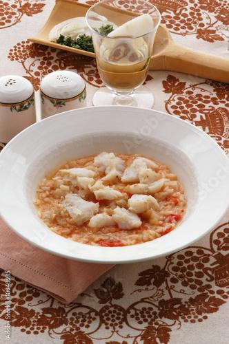 Risotto con tinca del garda - Primi piatti - Cucina del ...