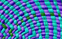 Colorful Basket Texture