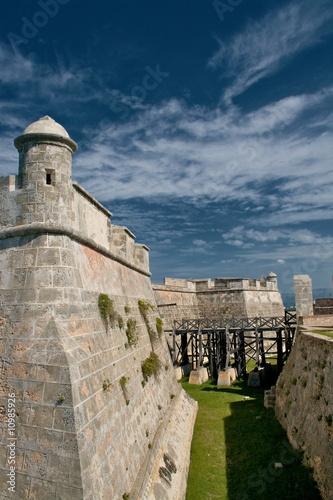 Photo  Cuba, Santiago de Cuba, Castle del Morro