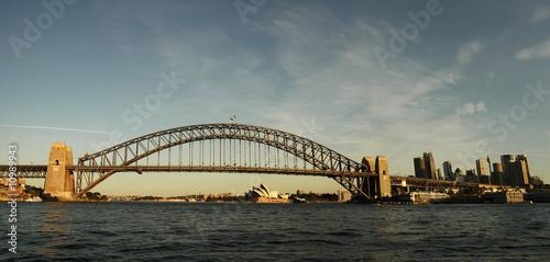 Staande foto Sydney Harbour Bridge