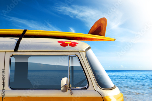 Surf Van #11044594