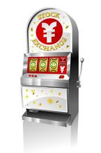 Tokyo Stock Exchange: Happy Slot Machine
