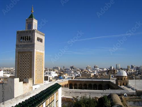 minaret de la zitouna