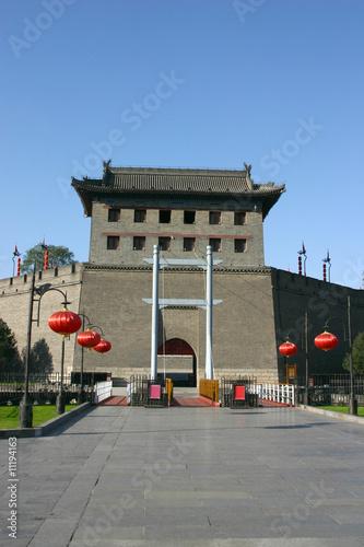 Foto op Plexiglas Xian Xian City Wall - China