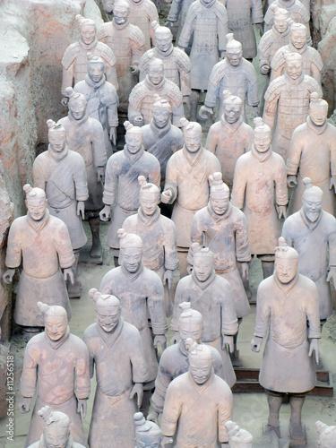 Foto op Plexiglas Xian Terracotta Warriors in Xian, China.