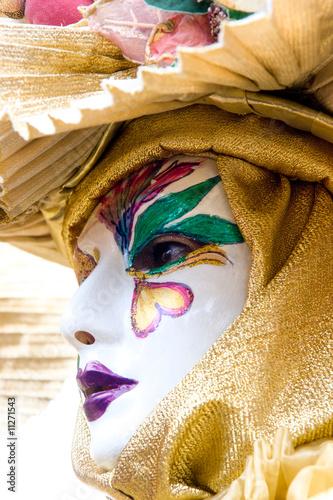 Fototapety, obrazy: Venice Mask, Carnival.