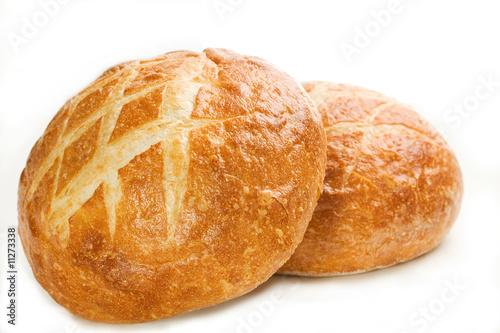 Fotografie, Obraz  Round Italian Loaf