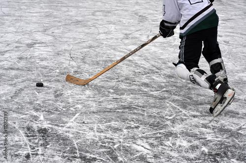 Eishockey Poster