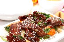 Japanese Teriyaki Beef