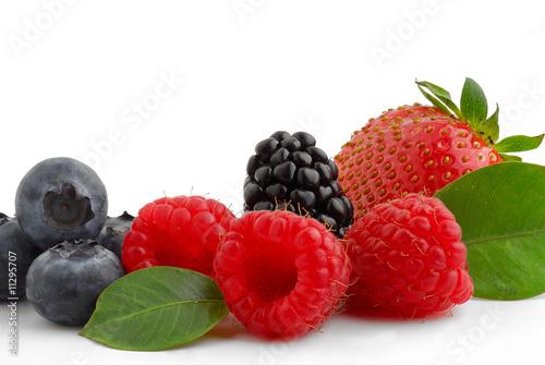 Canvas Prints Fruits Berries