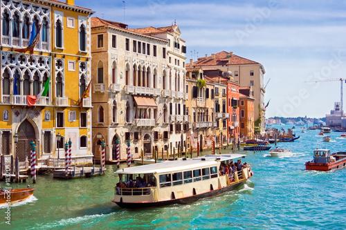 Cadres-photo bureau Venice Grand Canal in Venice