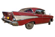 Automobile De Collection Américaine