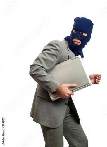 Fotografía  Thief Getting Away