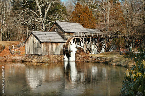 Photo  Old Mill