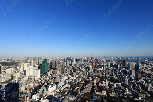 Spoed Foto op Canvas Tokyo Tokyo