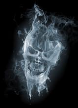 Skull - Smoke