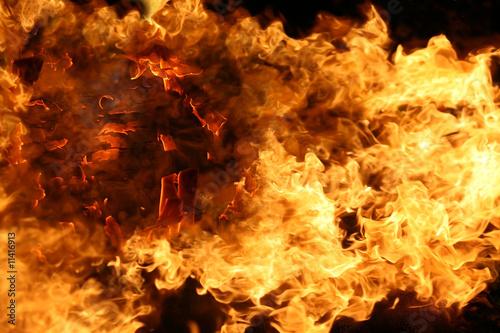 Fire Canvas-taulu