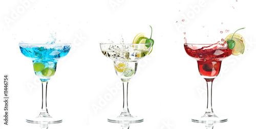 Obraz na plátně Still life with glass