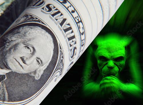 Photo  Dollar gremlin