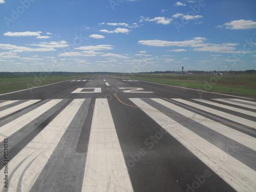 Foto op Aluminium Luchthaven デスペーガ 離陸